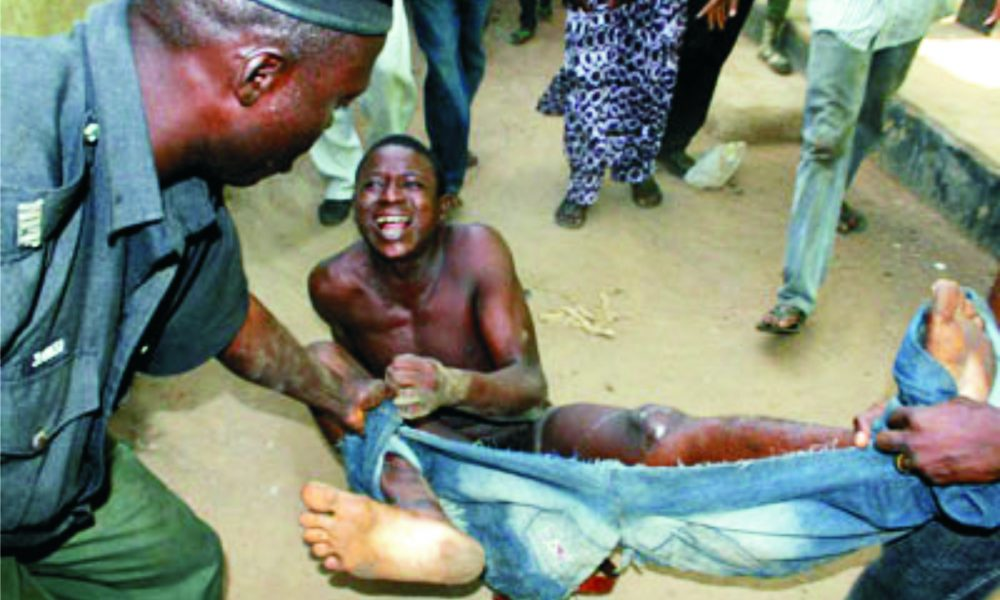 Police Brutality Increased Number Of Persons With Disability, CCD Alleges –