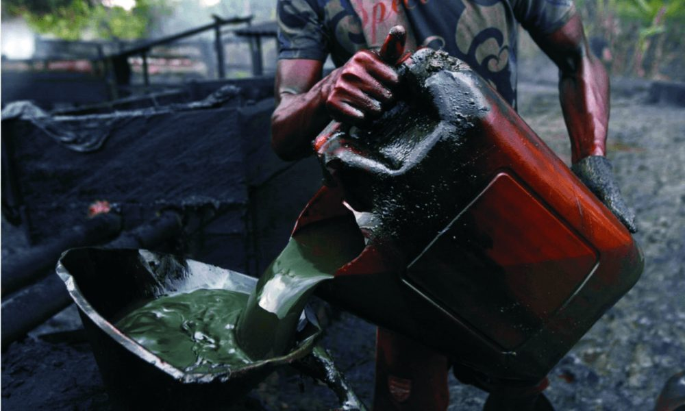 Kpo Fire Operators Back Down On Pipeline Vandalisation –