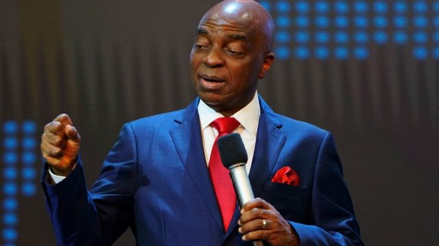 We've No Patience With Failure, Oyedepo Lashes Out At Sacked Pastors –