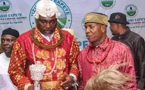 Monarch Sues For Peace In Ekpeye –